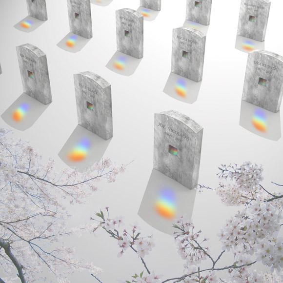 طراحی قبرستان برگزیده مسابقه «طراحی برای مرگ»